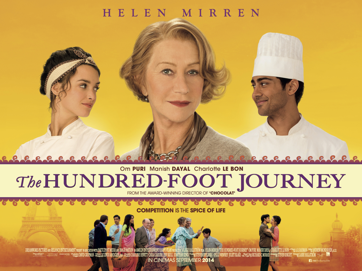 The Hundred-Foot Journey (film) - Wikipedia